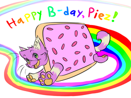 Happy Birthday, Piez 2011 by candracar272