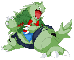 Tyranitar TF by PokeManiac-Stu