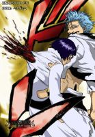 GrimmJow and Luppi by Grimmjow-FC
