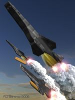 Aerospace Fighters by RJBartrop