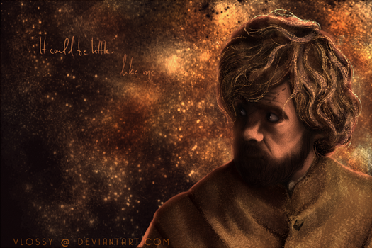 Tyrion [Speedpainting] by Bunnlette