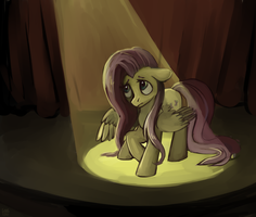 In the spotlight by StockingStealer