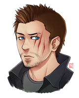 Commission: Jay Capistrano by SylwiaPakulska