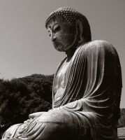 buddha of kamakura V by choney25