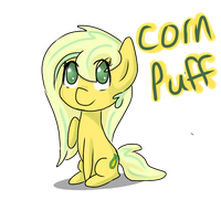 Corn Puff by ScarleyKwinn