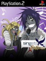 D.Gray-Man_Singstar by Letucse