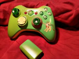 Apple Fritter Controller by Nightowl3090