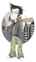 Liberty city goon by Arkeresia