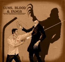 Guns, blood and fangs by Vranckx