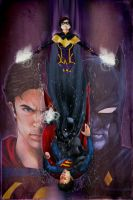 Smallville Season 11 Cover No 6c unused by gattadonna