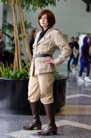Stand alone - Fanime 2011 by Kagamii-chan
