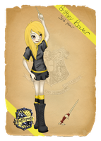 Brittney Bawer YR3 Returning:D by CautiousInsanity