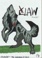 The Outbreak of Claw by RouxWolf
