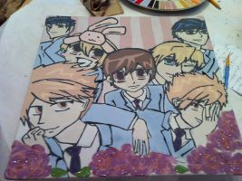 Ouran on Ceramic Pottery by Misty-chanXx