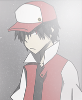 Re:Pokemon Trainer Red by blackhoodVII