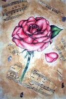 the rose by t3amo