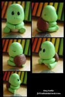 tiny turtle by CatharsisJB