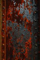 Rusted Beam by LogicalXStock