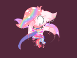 Fursona Candy Gore by AskChibifilly