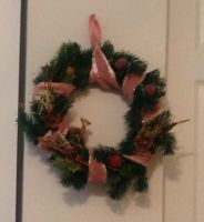 Rustic Wreath by Taiya001
