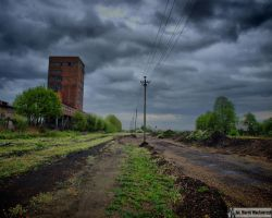 Industrial weather by waclawq