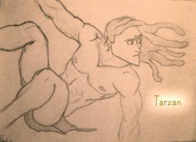 Tarzan by mirry92