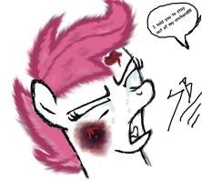 Scootaloo The trespasser  -:Finished:- by Scarred-Brit-VG