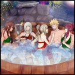 Paypal Commission :Hot-Tub Party: by NammyLank