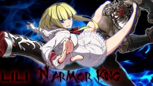 Lili And Armor King by ArmorKingTV21