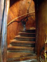 Stairs I by two-ladies-stocks