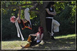 One Happy Familly by EquilibriumCosplay