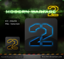 Call of Duty MW2 Icon by iFoXx360