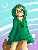 creeper silvy by Silverfox057