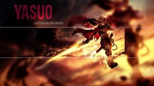 Zed And Yasuo Wallpaper League Of Legends By PatoSwag On DeviantArt