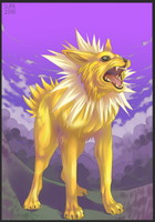 jolteon by SUPARIO
