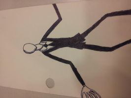 Slender Man by Xoncron
