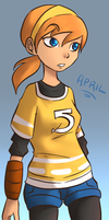 April by Cee-Tee