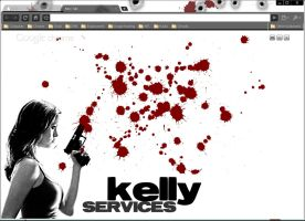 Kelly Real Temporary Services by wPfil