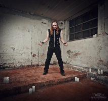 Metal band: Poetica, promotional work #4 by RuudPhotography
