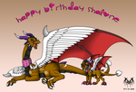 B-Day Gift - Shalone by Naeda