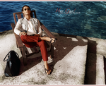 Summer Guy Colorize by paranoid25