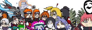 Almost all asks together (colored) by Ask-Reala