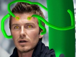 David Beckham and the Hypno Slime 1 by HypnoSubmission