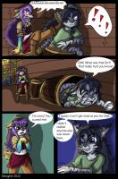 Sea Dog Shenanigans Ch2- Page 20 by Morghiesart