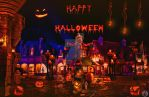 Happy Halloween by Renata-s-art