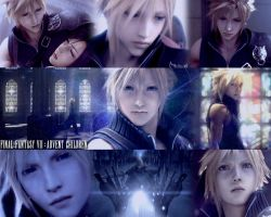 FF VII: AC Cloud by ZidanA