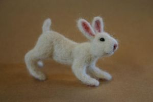 Rabbit another view by Artemisia52