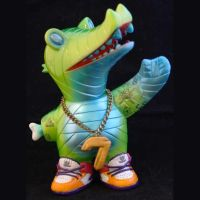 Sneakerhead Gator by ExoesqueletoDV