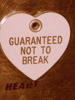 Guaranteed Not to Break by beverly546