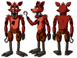 Unofficial Foxy Reference Guide by Centchi